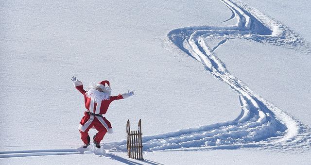 Le point neige de No�l dans les stations de ski des Alpes du Sud