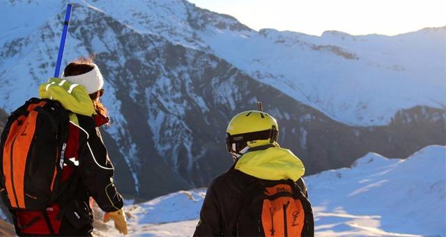 D�couvrez les coulisses du domaine skiable d'Orci�res Merlette