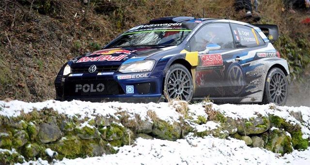Un hiver riche en sport automobile dans les Alpes du Sud