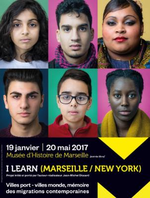 I learn Marseille New-York