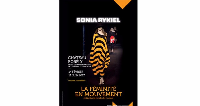 Le Ch�teau Bor�ly rend hommage � Sonia Rykiel