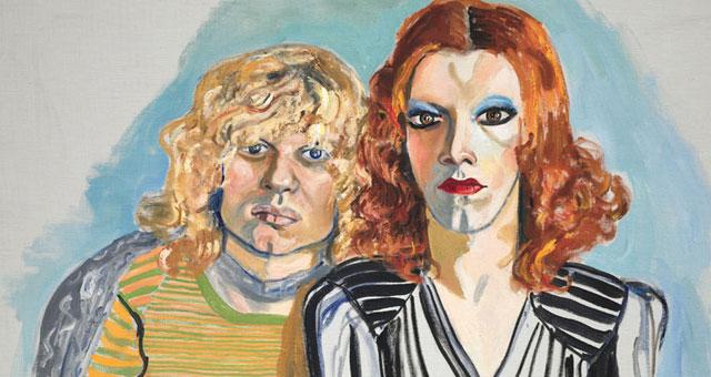 Alice Neel, un �cho f�minin � Vincent Van Gogh
