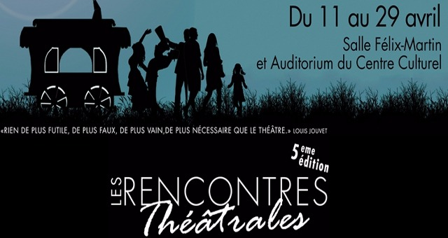 Rencontres theatrales saint raphael