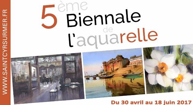 Biennale de l'aquarelle
