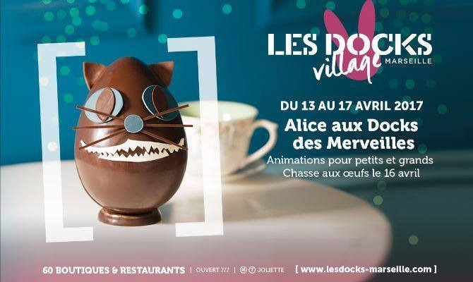 P�ques aux Docks Village