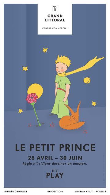 L'exposition du Petit Prince s'installe � Grand Littoral