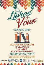 Salon du livre 13 05 2017 salon de provence frequence - Ifte sud salon de provence ...
