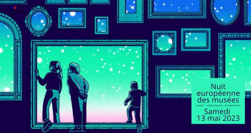 Où aller samedi soir pour la Nuit européenne des musées — Carte interactive