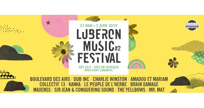 Luberon Music Festival, une premi�re �dition avec de belles t�tes d'affiche
