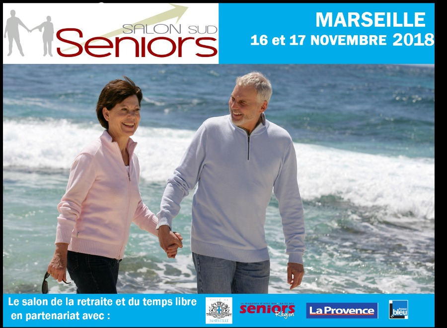 Le salon des seniors de Marseille