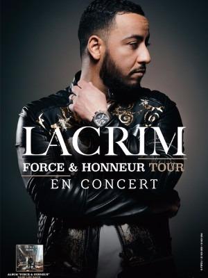 Lacrim  Force & Honneur Tour : annul�