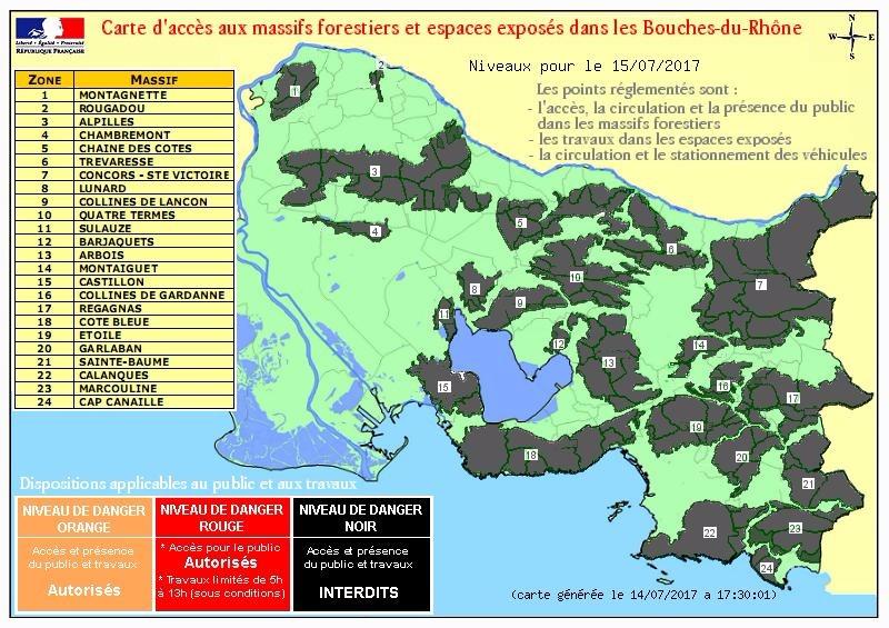 Mistral : La plupart des massifs ferm�s ce weekend