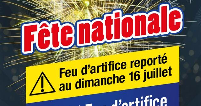 Aubagne, Allauch, Fos, Gardanne : Les feux d'artifice au programme ce dimanche