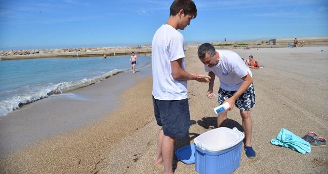 Marseille : Les plages de la Vieille Chapelle et de la Pointe Rouge ferm�es � la baignade