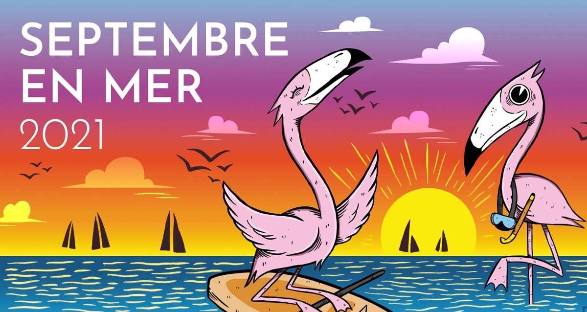 Septembre en mer � Marseille
