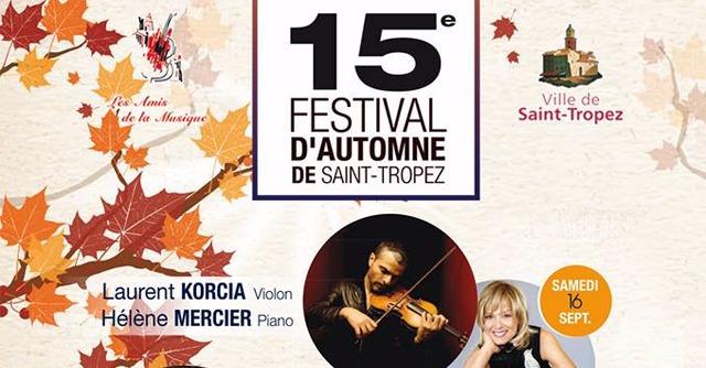 15e Festival d'automne de musique classique