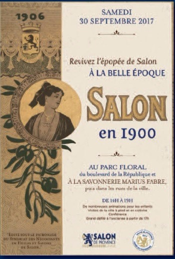 Salon en 1900 30 09 2017 salon de provence frequence - Ifte sud salon de provence ...