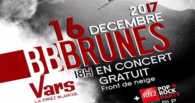 Vars en sc�ne - BB Brunes en concert gratuit