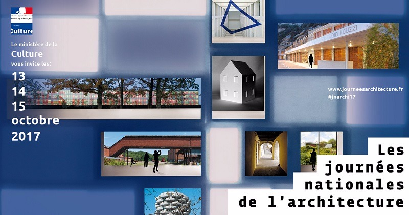 Journ es nationales de l 39 architecture arles du 13 10 2017 au 15 10 20 - Journee de l architecture ...