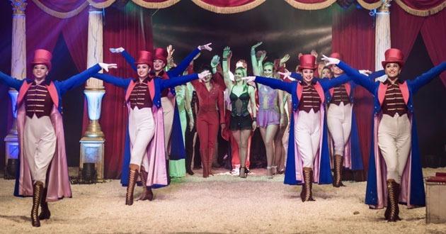 Cirque Bouglione : soir�e sp�ciale Marseille, on vous invite !