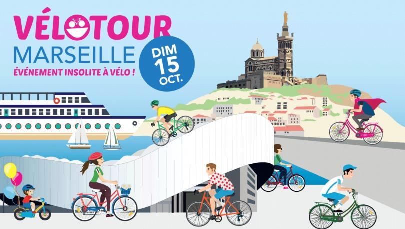 A vos v�los ! Le V�lotour revient � Marseille