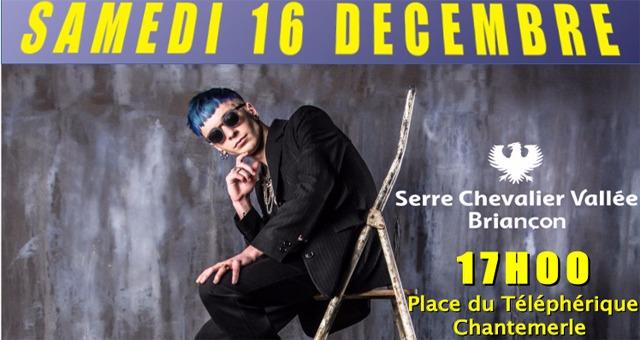 Grand concert d'ouverture � Serre-Chevalier