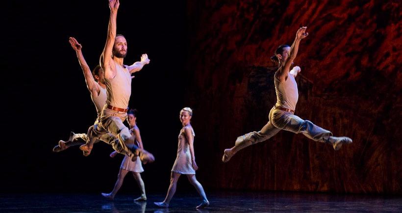 Les nuits am�ricaines du ballet Preljocaj au Grand Th��tre de Provence