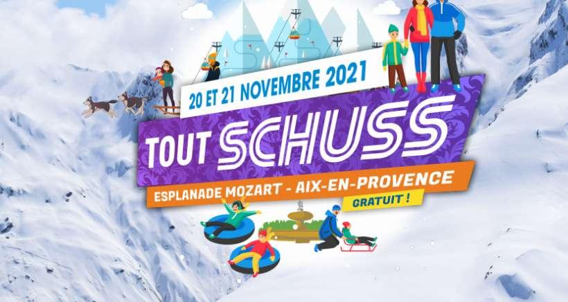 Tout schuss d�barque � Aix-en-Provence ce week-end