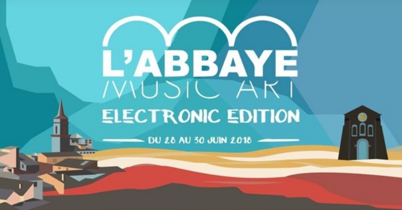 L'Abbaye Music'Art Electronic Edition