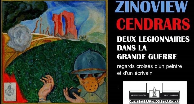 Zinoview - Cendrars