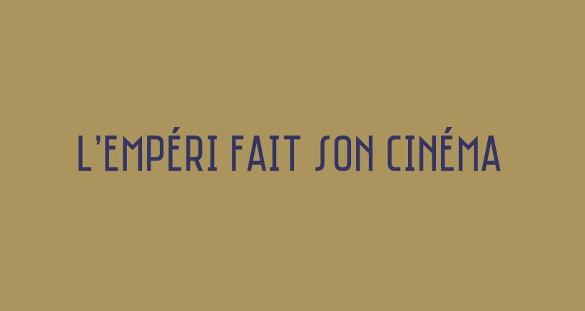 L 39 emp ri fait son cin ma du 21 08 2018 au 25 08 2018 for Cinema salon de provence