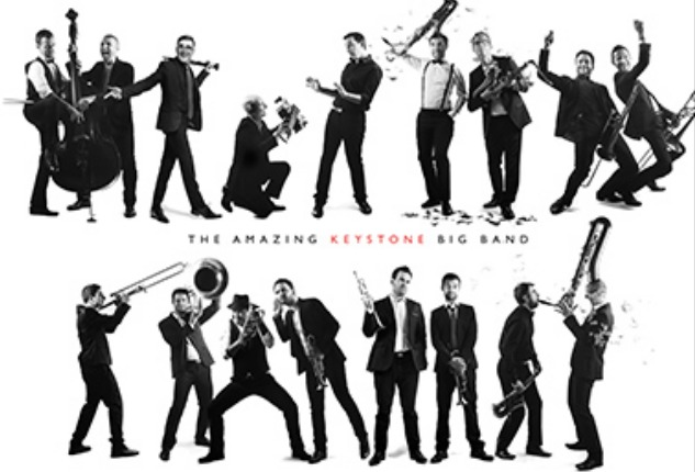 The Amazing Keystone Big Band - West side story -