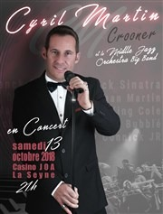 Cyril Martin Crooner & Le Middle Jazz Orchestra Big Band