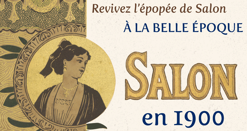 Salon en 1900, en avant la Belle époque !