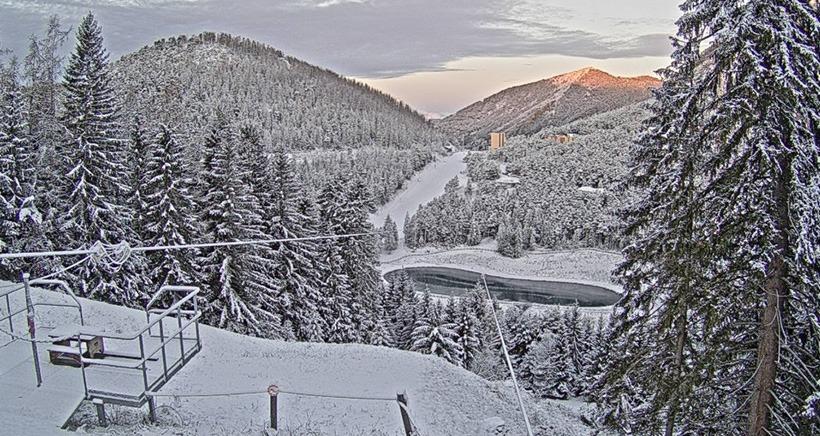 Une station avance sa date d'ouverture offre les forfaits et les cours de ski ce weekend du 1er et 2 d�cembre