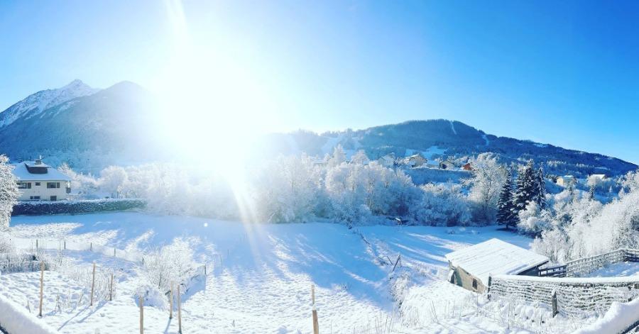 Des conditions optimales pour les stations de ski des Alpes du Sud pendant ces vacances de No�l