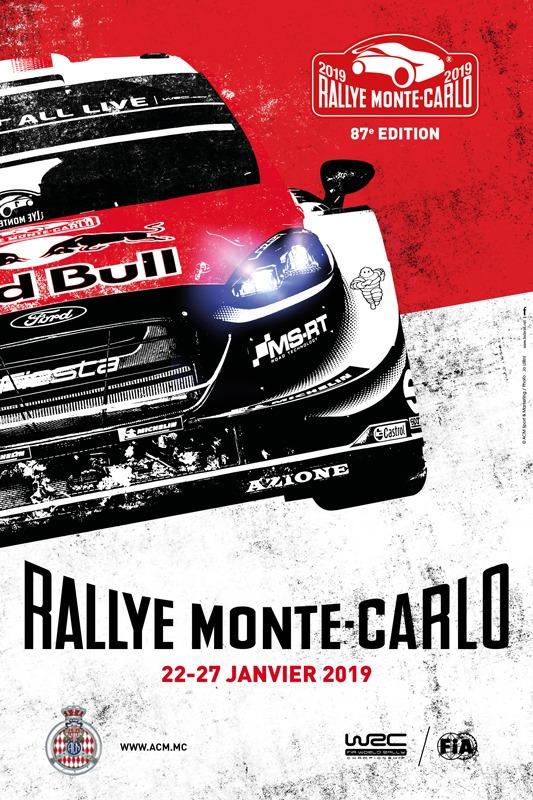 Le Rallye Monte Carlo passe par les pistes d'Ancelle le 26 janvier