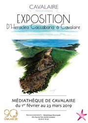 Exposition  « D?Heraclea Caccabaria à Cavalaire »
