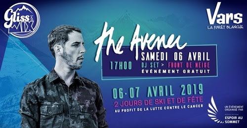 The Avener en concert gratuit � Vars le 6 avril