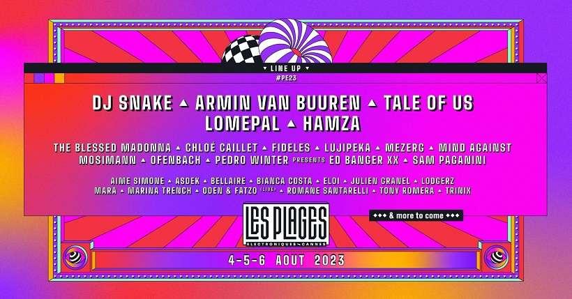 Les Plages Electroniques 2019 ile ilgili görsel sonucu