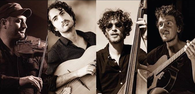 Hot Club de Marseille - Jazz Manouche
