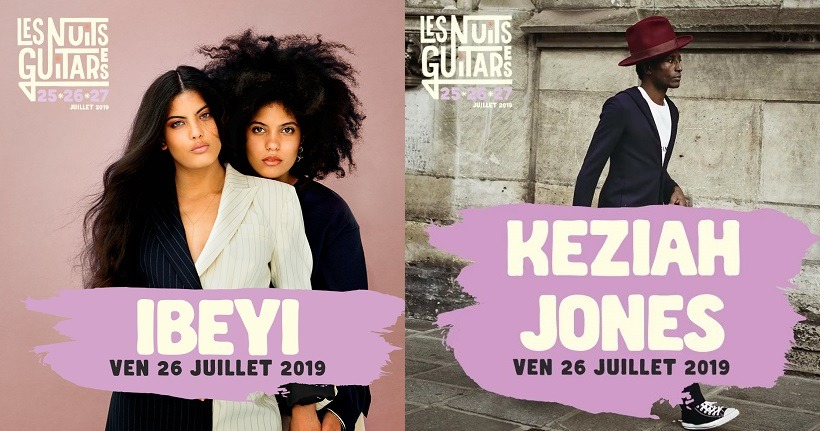 Keziah Jones - Ibeyi