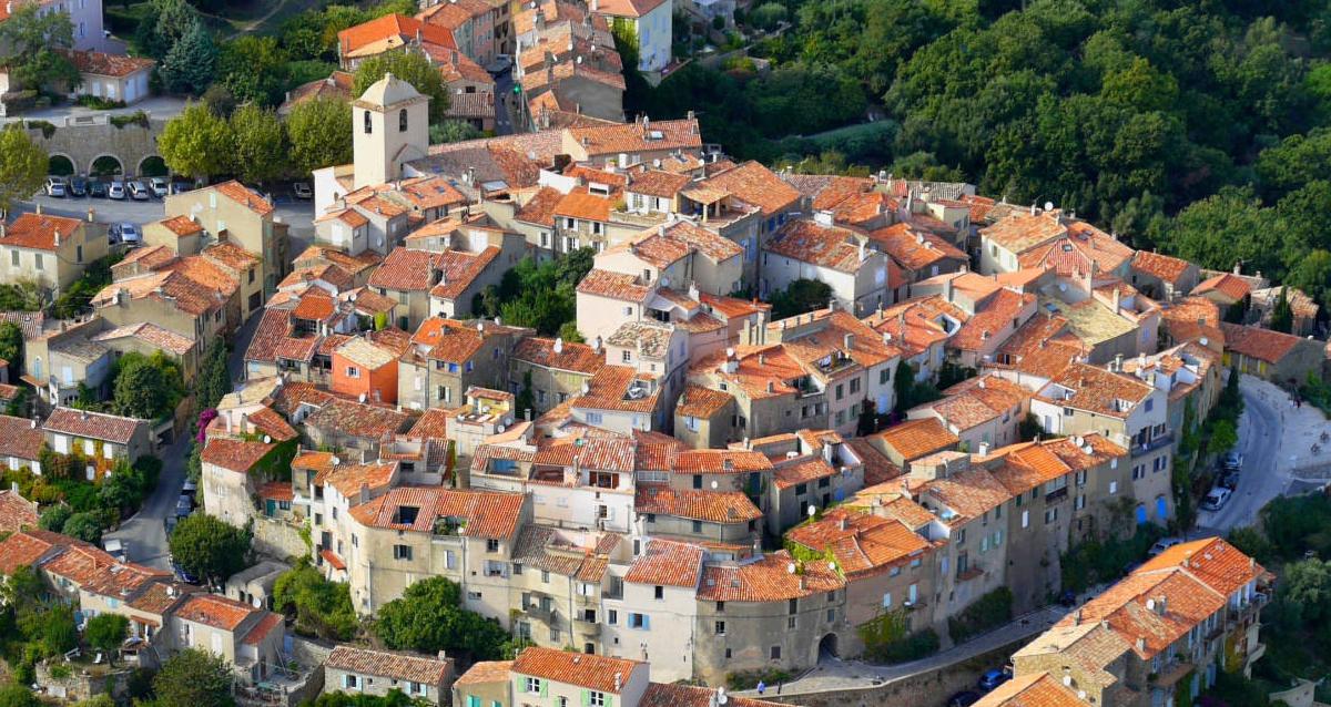 Village de Provence : Ramatuelle