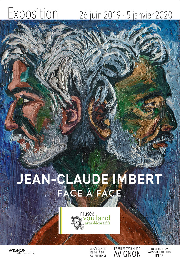 Exposition Jean-Claude Imbert