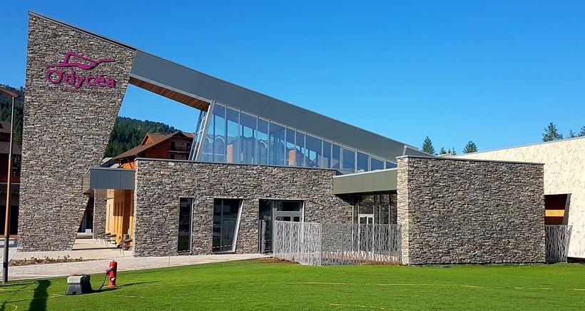 O'dyc�a : un nouveau lieu d�di� au bien-�tre dans le D�voluy