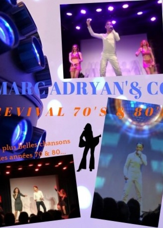 Marc Adryan & Co - Revival 70's & 80's