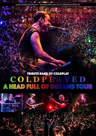 Coldplayed - Tribute to Coldplay
