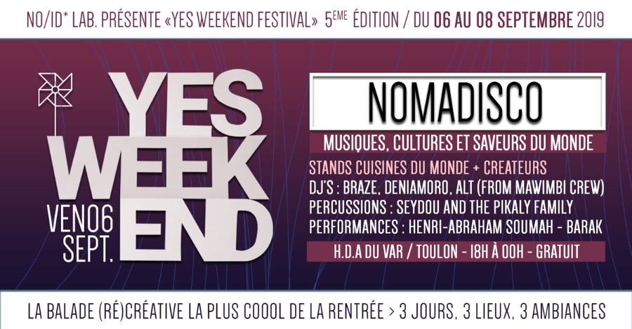 Nomadisco - Yes Week-End