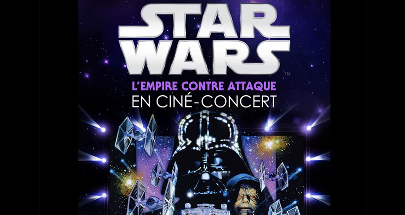 Ciné-concert : Star Wars - L'empire contre attaque