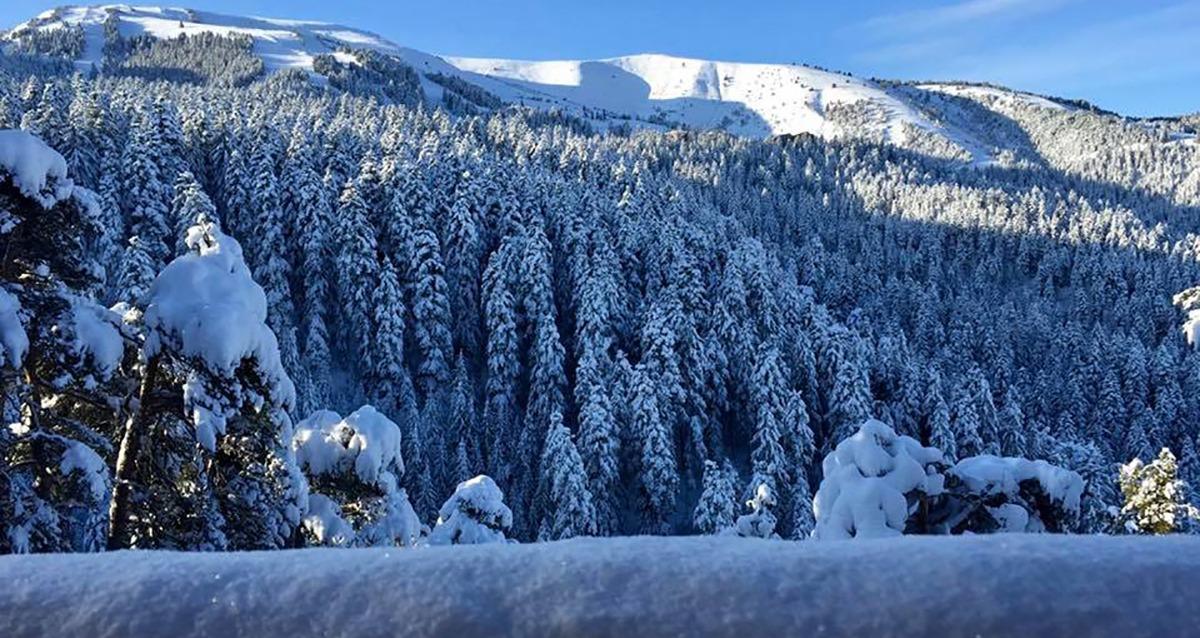 La station de ski de Chabanon ouvre d�s ce samedi 30 novembre